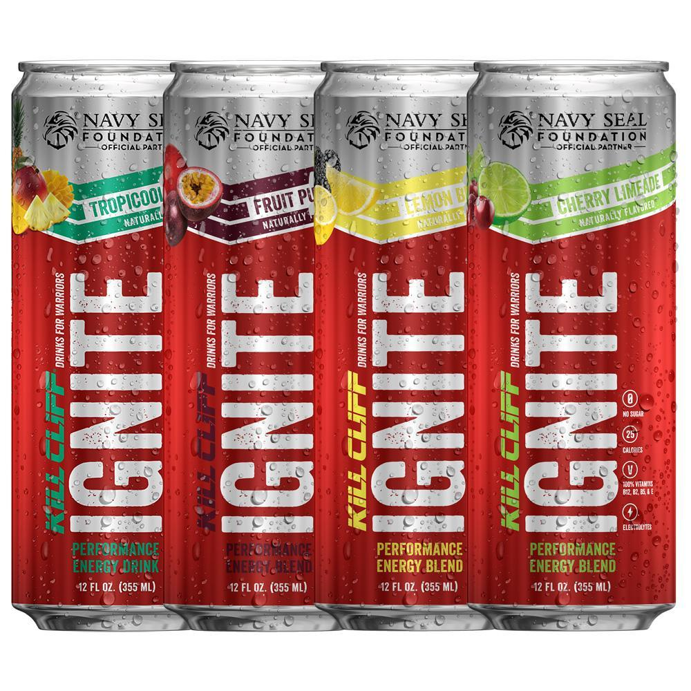 KILL CLIFF® IGNITE VARIETY PACK