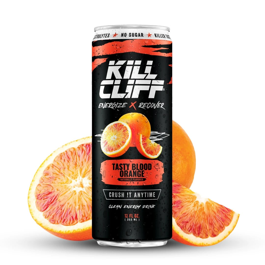 KILL CLIFF RECOVER BLOOD ORANGE